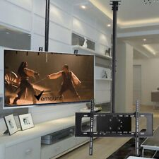 "Ceiling TV Wall Mount Full Motion Bracket 32"" 40 42 46"" 50"" 55"" 60"" 4K LED LCD"