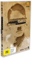 BRAND NEW Hunting Hitler : The Final Evidence (DVD, 2018, 3-Disc Set) *PREORDER