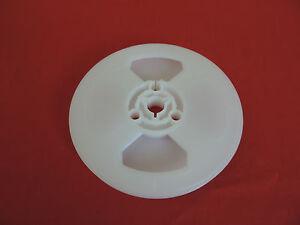 1 NEW   SUPER 8 200' PLASTIC  MOVIE  REEL     (WHITE)  Super8mm