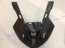 Nose Cowl Front Fairing Plastic Fit For BMW S1000RR 2012 2013 2009-2014 Ma-black