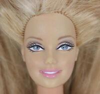 Vintage 1966 Mattel Twist 'n Turn Barbie Doll Dusty Blonde Vinyl Nude OOAK Rare