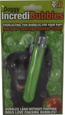 Pet Qwerks Doggy IncrediBubbles Everlasting Fun Exercise Bubbles For Dogs NEW