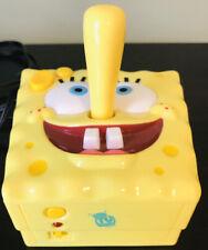 SpongeBob SquarePants 2003 JAKKS Pacific Plug and Play Joystick TV 4 Games in 1