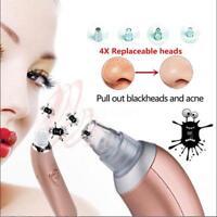 New Pro Facial Care Pore Blackhead Cleaner Remover Vacuum Acne Cleanser machine