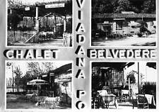 Cartolina Viadana Po Chalet Belvedere Vedutine