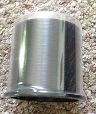 50 Pk Blank Mini DVD-R 4x 30min 1.4GB 8cm DVDR f/Camcorder Silver Shiny Discs
