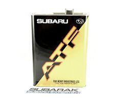 Genuine OEM Subaru Automatic Transmission Fluid ATF (auto trans gearbox oil)
