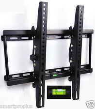 TILT TV WALL BRACKET MOUNT FOR PLASMA LED 3D 26 32 34 37 40 42 46 48 50 55