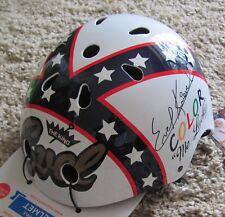 Kiddimoto  EVEL KNIEVEL Children's Bike  Cycle Scooter Skate  Helmet Child Kids