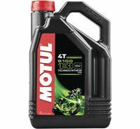 Motul 104063 5100 4T Technosynthese Oil 4 Liter 10W30