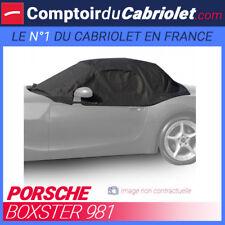 Bâche protège capote pour Porsche Boxster 981 cabriolet
