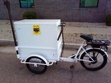 Ice Cream E- Bike w/Assist Motor and Freezer$3,499