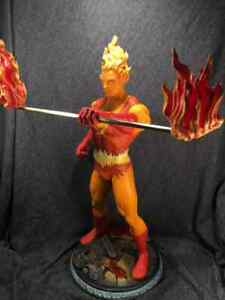 FIRELORD HERALD OF GALACTUS 1/6 SCALE NEW LIMITED RESIN MODEL KIT