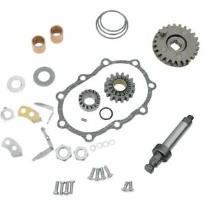 Drag Specialties kickstarter rebuild kit For Harley 4 -Speed Big Twin 84-86