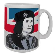 King Richard III Mug (King of York, buried in Leicester)