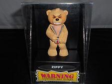BAD TASTE BEAR ZIPPY (RETIRED) NEW IN BOX