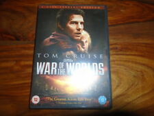 War Of The Worlds (DVD, 2005, 2-Disc Special Edition Set)
