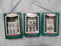 Hallmark Nostalgic Houses and Shops Ornament ~  MIB ~ 1986, 1987, 1988