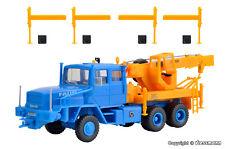 Kibri h0 10108 Faun Hz 3-a camión m. Bilstein bergekran. nuevo/en el embalaje original