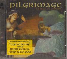 PILGRIMAGE 9 SONGS OF ECSTASY + LIMITED EDITION JUNIOR VASQUEZ BONUS CD