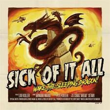 Sick Of It All Wake the Sleeping Dragon CD NEW