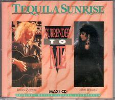 Robin Zander & Ann Wilson  CD-SINGLE  SURRENDER TO ME  (c)  1988  EMI