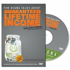 [DVD] Tom Hegna Talks About Guaranteed Lifetime Income