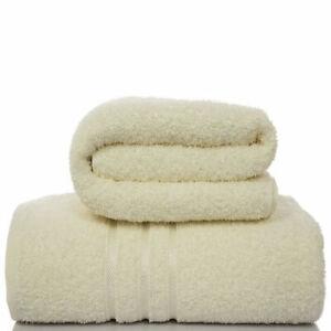 4x Large Jumbo Bath Sheets 100% Egyptian Combed Cotton Big Towels Soft Luxury UK