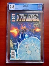 THANOS #13 3RD PRINT ~ CGC 9.6 ~ 1ST APPEARANCE OF COSMIC GHOST RIDER!