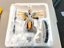 "Blizzard Overwatch Mercy 12"" Resin Statue Blizzard Entertainment"