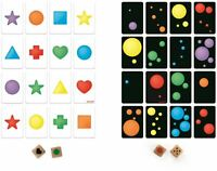 Janod SPEED GAME - SPEED COLOR Wooden Toy BN