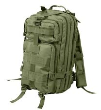 medium transport pack backpack tactical military style olive drab rothco 2584