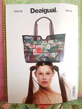 DESIGUAL Katalog Prospekt Lookbook Broschüre Frauen Herbst 2018 Mode Style NEU