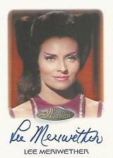 "Women of Star Trek - Lee Meriwether ""Losira"" Autograph Card"