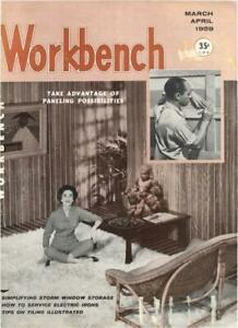 Workbench Magazine 43 Issue Woodworking Collection On USB Drive