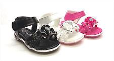 New Infant/Toddler Girls  Flower Top Sandal Size 2 ~ 7
