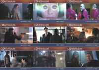 Continuum Seasons 1 & 2 Gold Parallel Card Set 69 Cards