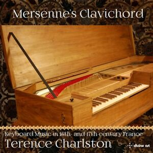 Terence Charlston - Mersenne's Clavichord