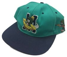 Looney Tunes Marvin the Martian Snapback Cap Hat OSFM 1993 Teal  Space Jam VTG