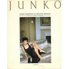 JUNKO-JUNKO SAKURADA 30,SECOND BIRTHDAY' Photo Collection Book