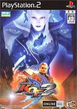 Used PS2 The King of Fighters Maximum Impact 2 SNK SONY PLAYSTATION JAPAN IMPORT