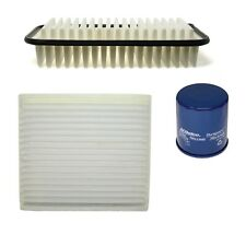 Engine Oil & Air Paper Cabin Filter Kit ACDelco Pro For Scion xB xA 1.5L L4