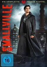 DVD - Smallville - the Complete Ninth Season [6 Dvds ] Dvd-Box #G2004802