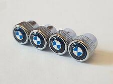 Tappi Valvole Pneumatici Fregio Logo Stemma BMW serie 1 2 3 4 5 6 7 X1 X3 X5 X6
