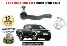 FOR MITSUBISHI L200 WARRIOR 2.5 DID 2006 > LEFT SIDE OUTER TRACK TIE ROD END