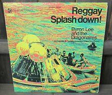 Byron Lee And The Dragonaires: Reggay Splash Down! Vinyl LP Album Very Rare