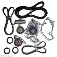OEM/GENUINE COMPLETE TIMING BELT WATER PUMP KIT TOYOTA HIGHLANDER V6 2001-2007
