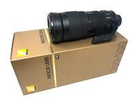 Nikon AF-S Nikkor 200-500mm f/5.6E ED VR - UK NEXT DAY DELIVERY