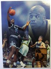 1994 93-94 Fleer Ultra Rebound King Shaquille O'Neal #9, Insert, Orlando Magic