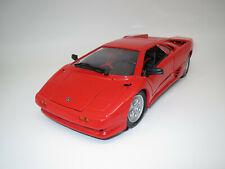 MAISTO  Lamborghini  Diablo  (rot) 1:18  ohne Verpackung !